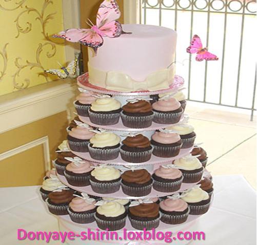تصاویری از انواع کیک ها-کیک مجلسی